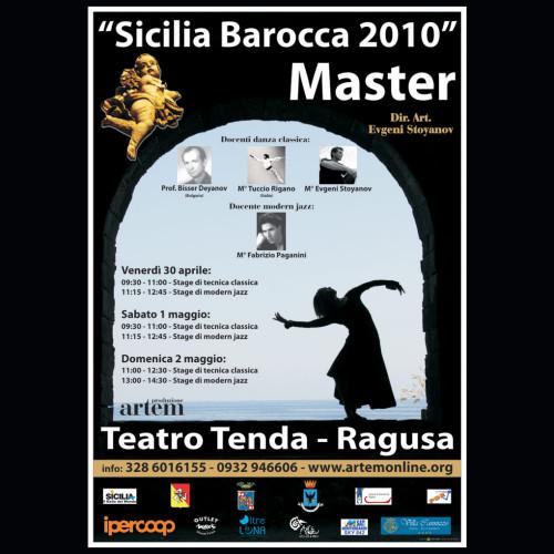Concorso Internazionale Danza Sicilia Barocca | Edizione 2010