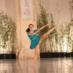 Giulia Russo | Sezione Moderna - 2° classificata Seniores | Sicilia Barocca 2013