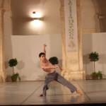 Michael D'Ambrosio   Sezione Moderna - 3° classificato Juniores   Sicilia Barocca 2014