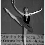 Noemi Ferrante | Sezione Classica - 2° classificata Seniores | Sicilia Barocca 2007
