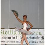 Luana Ragolia | Sezione Classica - 3° classificata Seniores | Sicilia Barocca 2007